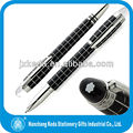 high fashion metal mont black luxury pens