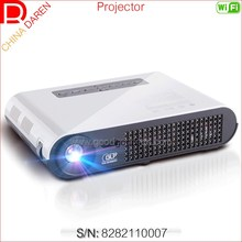 MSD6369 Android Dual Core os mini 3D 2K4K Smart DLP Projector with DTS WIFI for business and entertainment