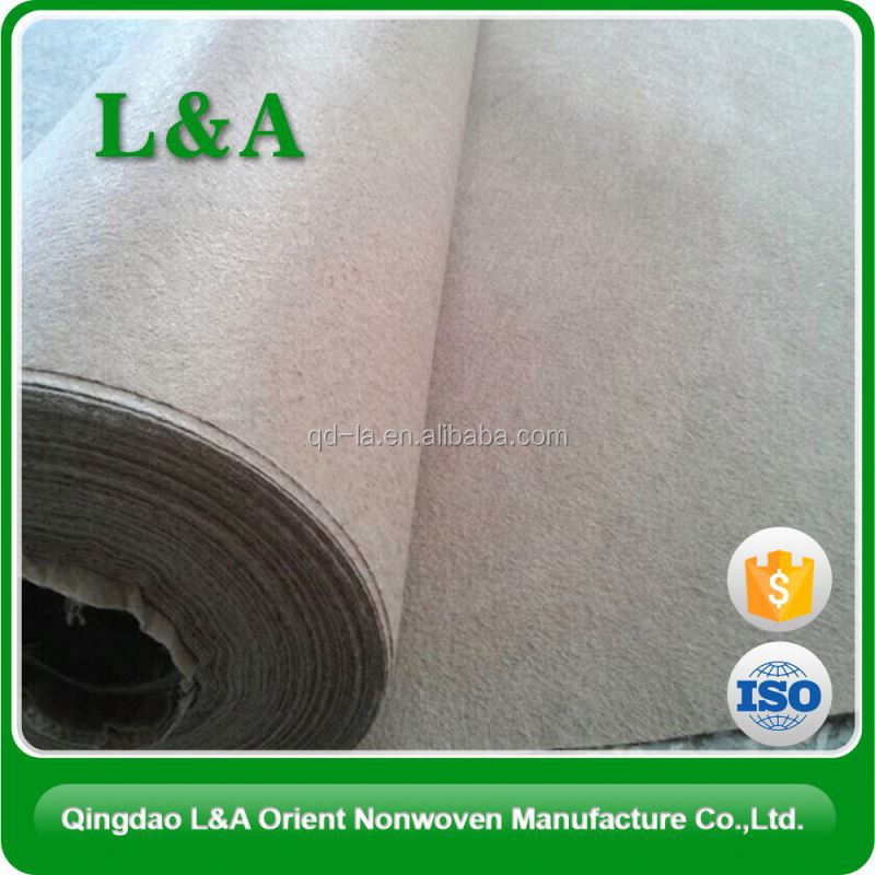 Wool and Nylon Blend Nonwoven Printed Carpet For European Market