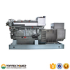 With MWM TBD620V12 Engine Marine Diesel Generator