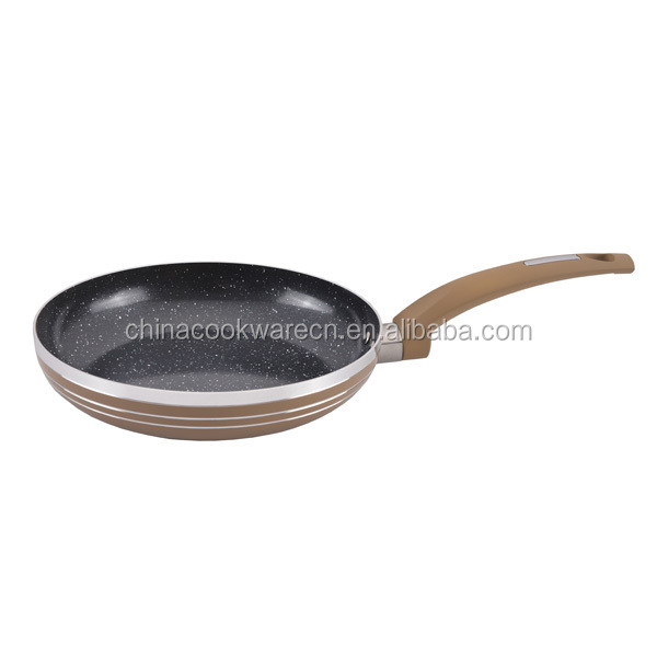 reliance healthcare non-stick frying pan with silicone handle kitchen appliances new as seen on tv