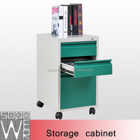 Mobile pedestal, steel file cabinet, move filing cabinet