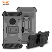 Hybrid kickstand case for zte Z982/Sequoia/ZMax Pro 2 phone case,cell phone cases for zte z982