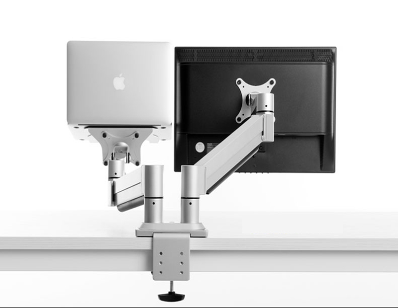 Full Motion Monitor & Laptop Arm/ Stand (BEWISER D220)