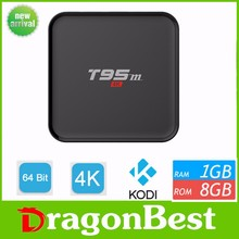 Run Fast Android Box T95M 2G+8G S905 KODI 16.0 Android 5.1 Smart TV Box Better Than M8S