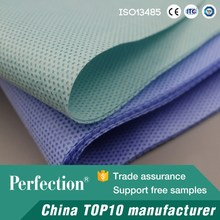 Nice design SMMS non-woven sterilization wraps for irregular product