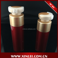 Airtight plastic cosmetic container