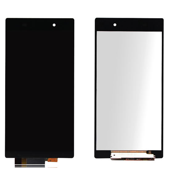L39H LCD Display Touch screen with Digitizer Assembly + Free Tools For Sony xperia Z1 L39H c6902 c6903 , Black For