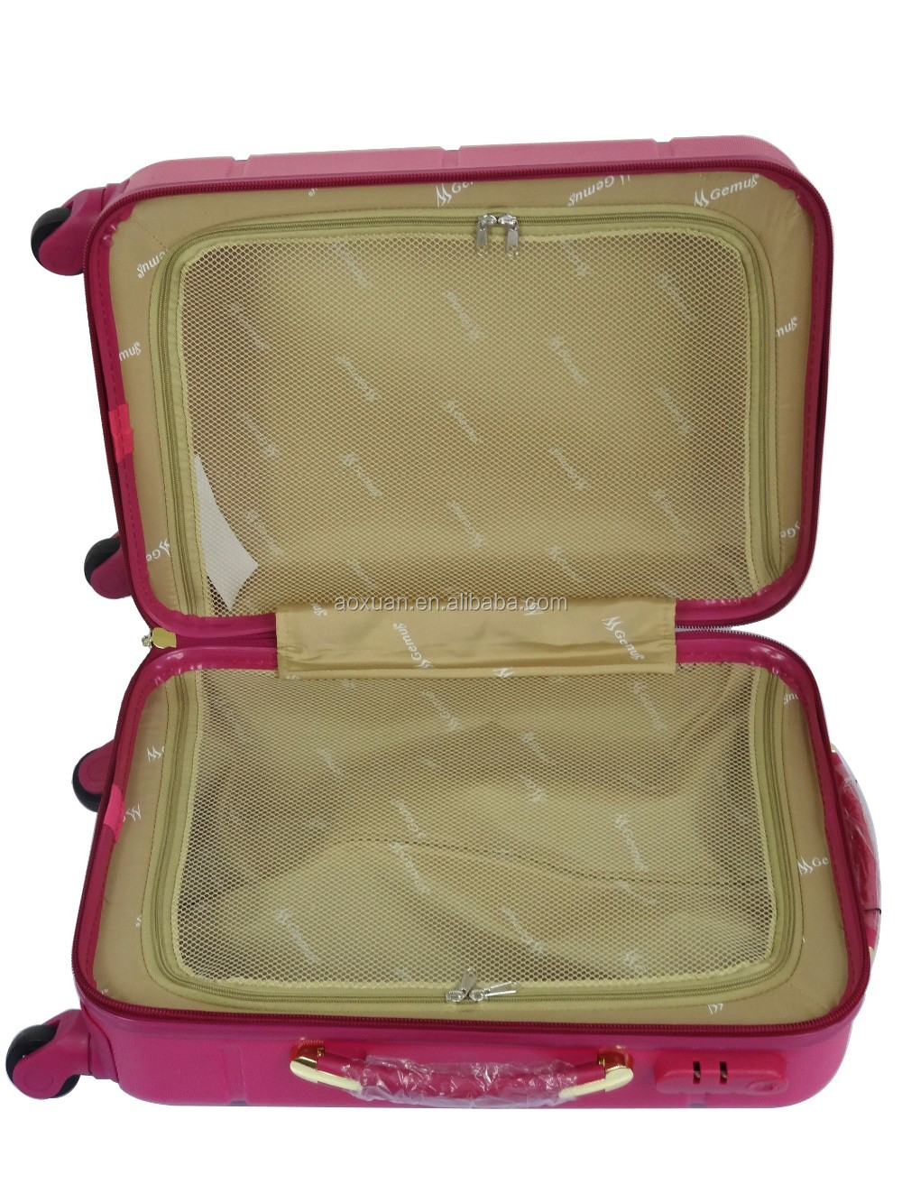 easy pc hard shell wheeled laptop case