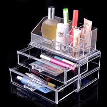 Acrylic Makeup Organizer Cosmetic Display Holder Case Display Stand