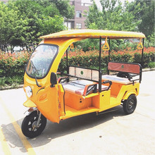2017 newest stylish 6 seater rickshaw tuk tuk for sale