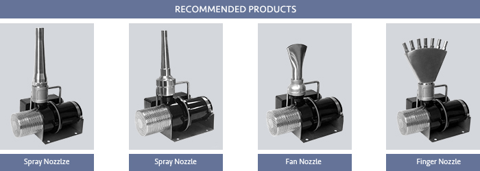 China manufacture fountain spray nozzles for sale
