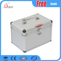 Excellent quality portable empty first aid box