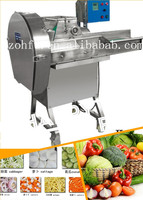 Commercial Automatic Vegetable Cutting Machine/Vegetable Cutter/fruit vegetable cutting machine
