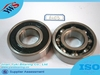 6203 five ablls metal cage rubber seal super precision bearing