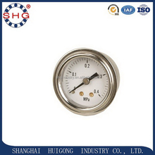 Competitive price reliable Quality wholesale high temp pressure gauge