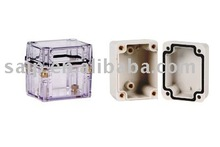 2010 new IP66 Transparent HIBOX enclosure