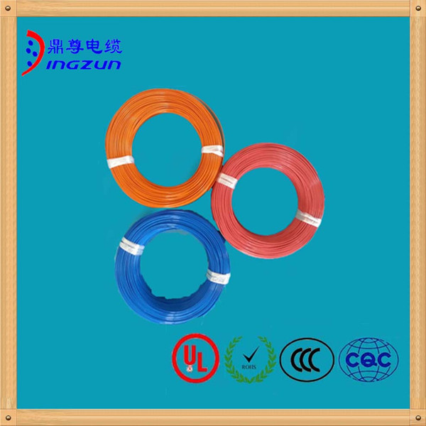 600V acid resistant teflon coated high temperature teflon electrical wire