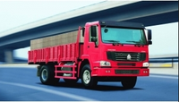 China HOWO 4x2 Cargo Truck 8ton with 290hp For Sale