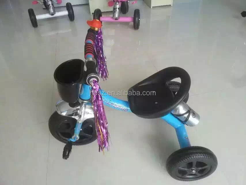 OEM High quality tricycles kid metal tricycle baby tricycle for children