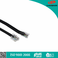 Chinabase hot sale RJ9 PVC jacket phone wire