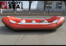 Cheap inflatable river rafts sale!Inflatable Rowing boat!