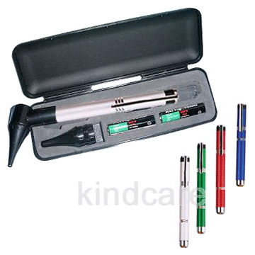 KT-GF08B Otoscope set, Medical Otoscope