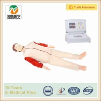 Medical science Advanced Multifunctional First-aid Hospital CPR Training manikin