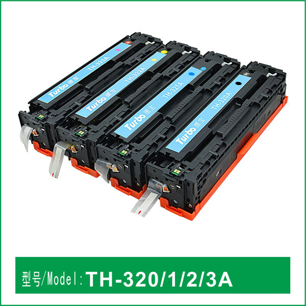 Compatible Color Toner Cartridge for HP Printer