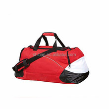 2015 hotsale Gym Sport Bag With Two Side Pockets
