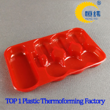 High quality low price plastic container for take away food box and toy packaging