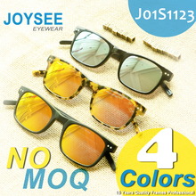 Pretty Frame! Joysee Latest New Mode Style Acetate Innovative Shades Eyewear Sunglasses For Unisex CE