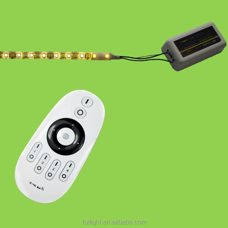 3 in 1 Mi.light 2.4G RF Color Temperature Adjustable LED Controller