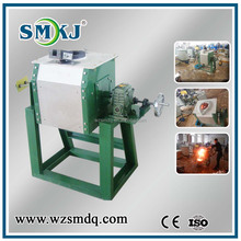 small capacity 10kg 20kg 30kg 40kg 50kg Stainless Steel Melting Furnaces