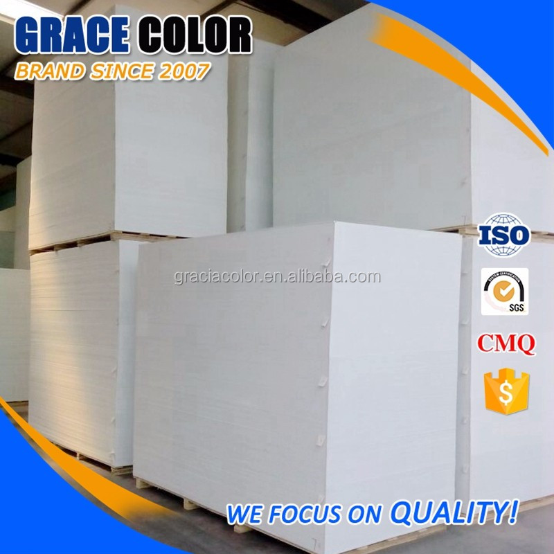 4*8ft self adhesion pvc foamed sheet