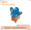 radial tire cutting machine / tire strips cutting machine / tire recycling machine