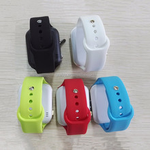 small pocket 4g wrist watch mobile phone a1