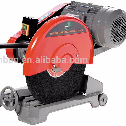 3kw 4hp three phase 400mm cut off machine for J3G-400