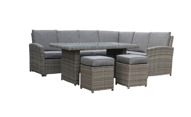 Latest classic wicker sofa cheap price relaxing rattan wicker sofa
