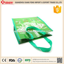 Special shape manufacturer promotional foldable dog shopping bag