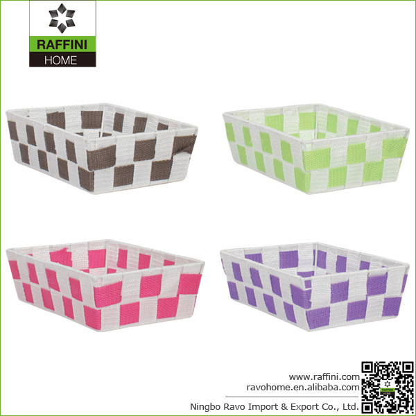 New Products Polyester Woven Storage Container