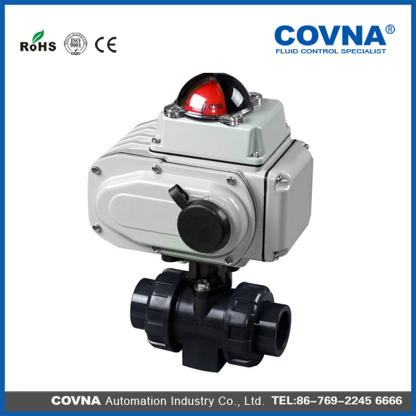 PVC Material ppr ball valve wafer type butterfly valve