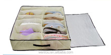 Dust-proof Underbed Shoe Cloth Storage Boxes