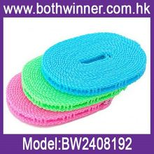Twisted polypropylene rope/ship rope for decoration ,h0tsj hang colored clothes line rope for sale