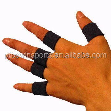Neoprene sports finger protective sleeve