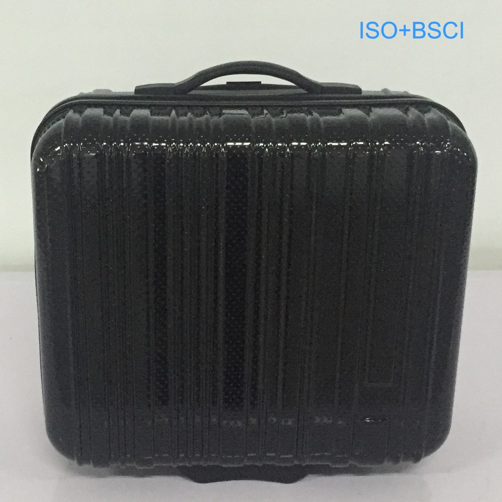 Hard shell trolly business pc laptop case