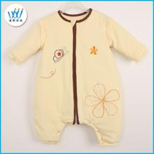 High quality made in China cotton organic baby outdoor sleeping bag