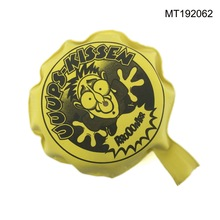 Noise maker custom whoopee cushion with sponge without sponge prank toy