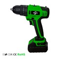 cheap 16V li-ion battery double speed cordless drill