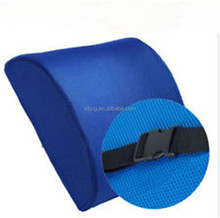 Pain Relief Memory Lumbar Cushion Lower Back Support Office Seat Pillow Travel cushion